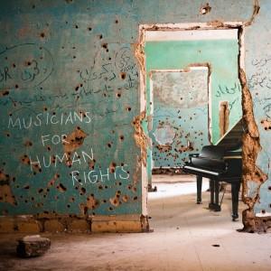 Bullet-riddled rooms